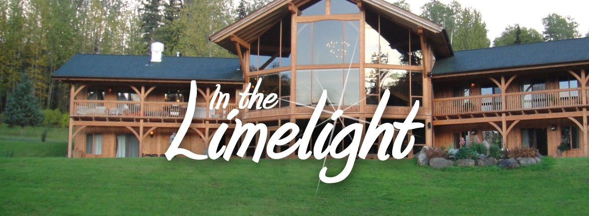 In the Limelight: Bear Claw Lodge