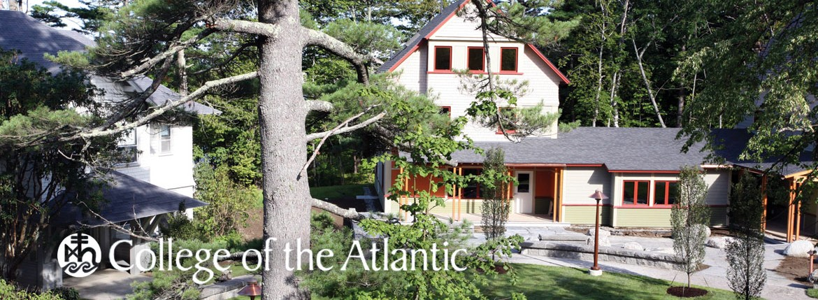 College of the Atlantic - Green Building for a Green School