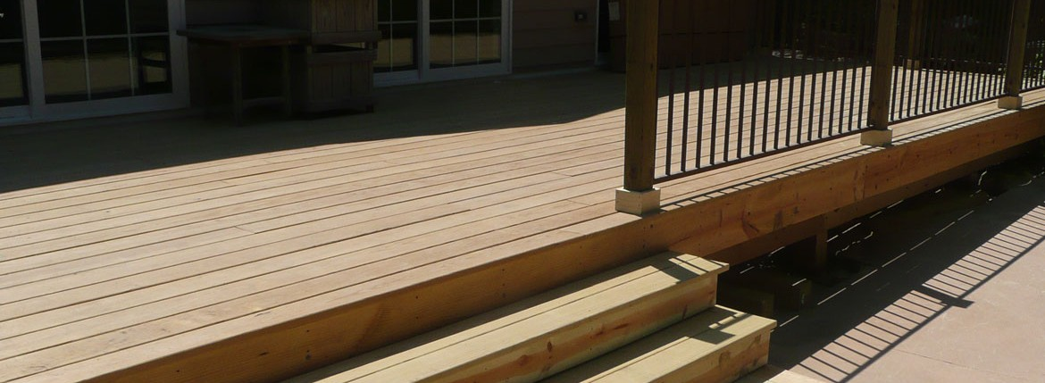 New decking materials for ease in lifestyle and for Sustainable decking