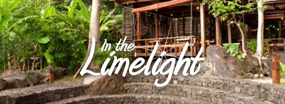 In the Limelight - Jicaro Island Ecolodge – Local Power