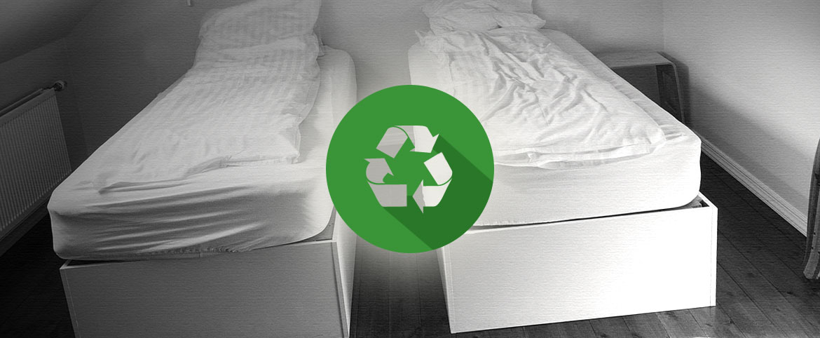 Mattresses and Landfills – the Great Green Dilemma - EcoVision Sustainable Learning Center