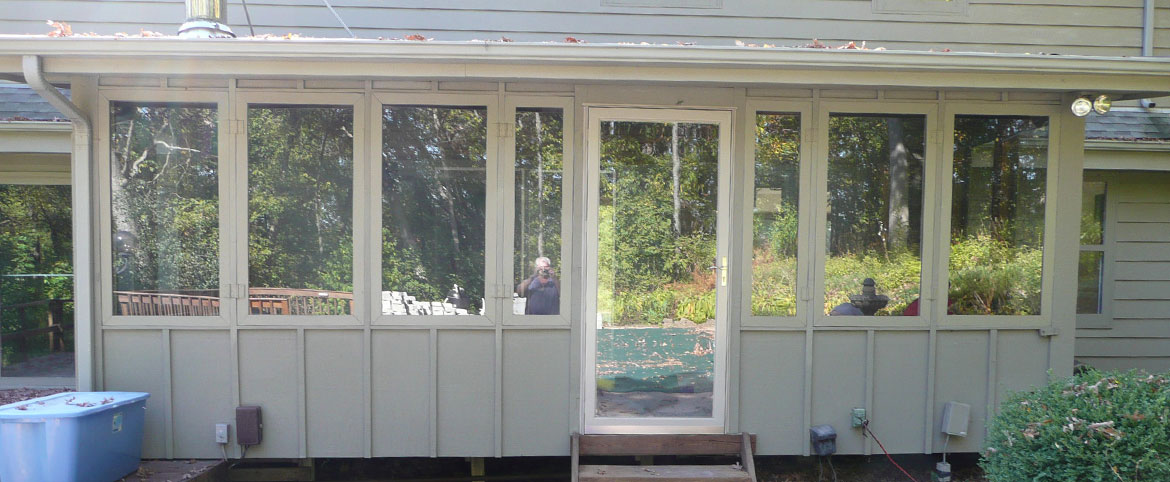 Home renovations the oak lane garden room ecovision - Ecovision homes ...