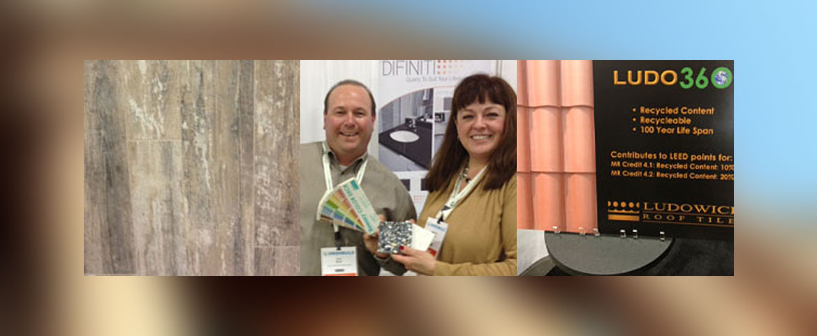 Search For Eco Building Products Goes On Ecovision